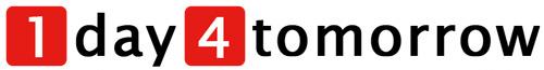 Logo 1day4tomorrow